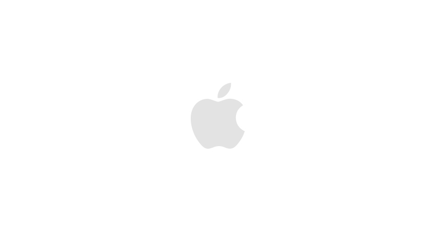 official apple logo. elapsed 00:00 official apple logo