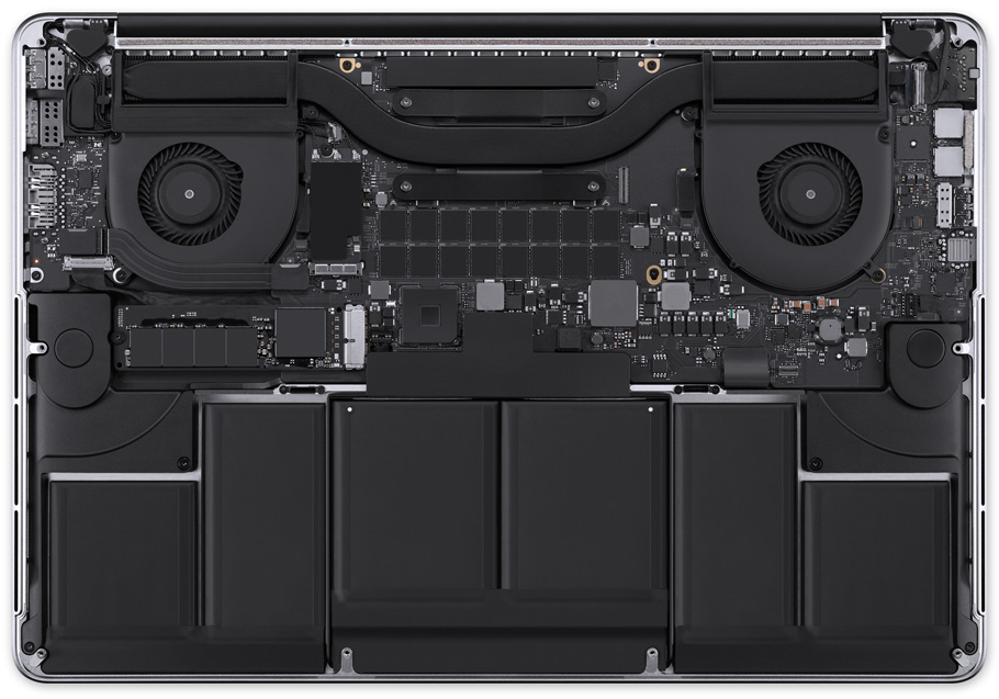Macbook Pro With Retina Display Design Apple Au