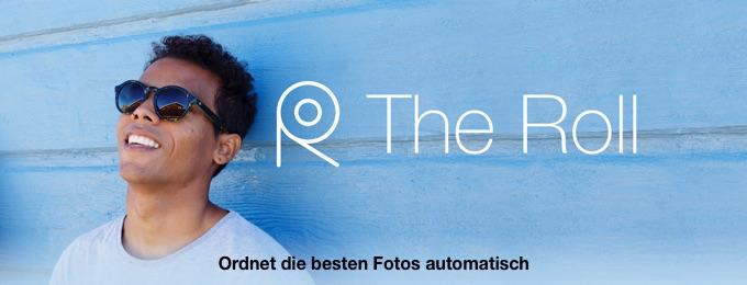 The Roll - Organisiere und finde automatisch deine besten Fotos
