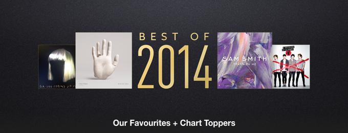 Best of 2014: Music