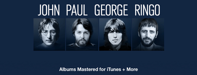 John Paul George Ringo