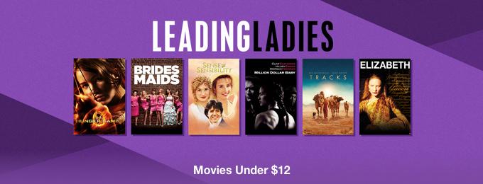 Inspiring Leading Ladies