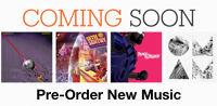 Pre-Order New Music