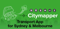 Citymapper: Bus, Train, Tram