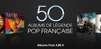 50 Legendary Albums: '70s