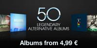 50 Legendary Alternative Albums