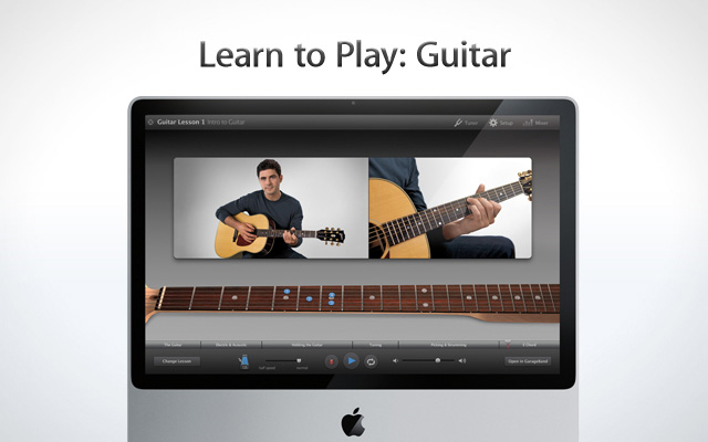 Learn to Play: Guitar