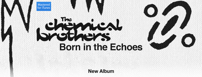 Born in the Echoes (Deluxe Edition)