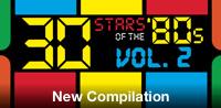 30 Stars of the 80s, Vol. 2