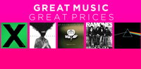 Great Music, Great Prices