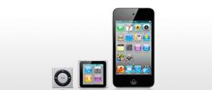 Et voici le nouvel iPod touch. Ipodfamily