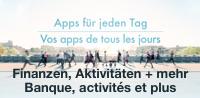 Apps für jeden Tag