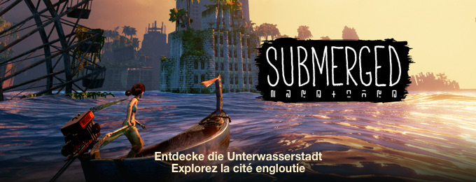Submerged: Miku and the Sunken City