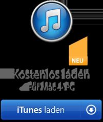 iTunes. Kostenlos laden Für Mac + PC. iTunes laden.