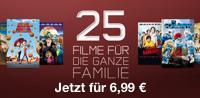 25 Filme für die ganze Familie