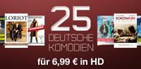 25 deutsche Komödien