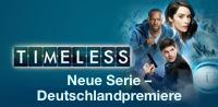 Timeless, Season 1