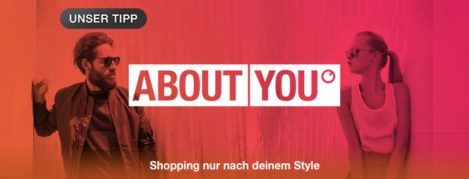 ABOUT YOU - Mode & Fashion Online Shop