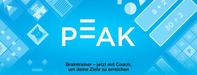 Peak - Gehirntraining