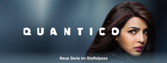Quantico, Staffel 1