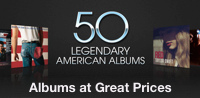 50 Legendary American Albums