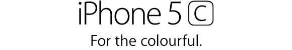 iPhone 5c. For the colourful.