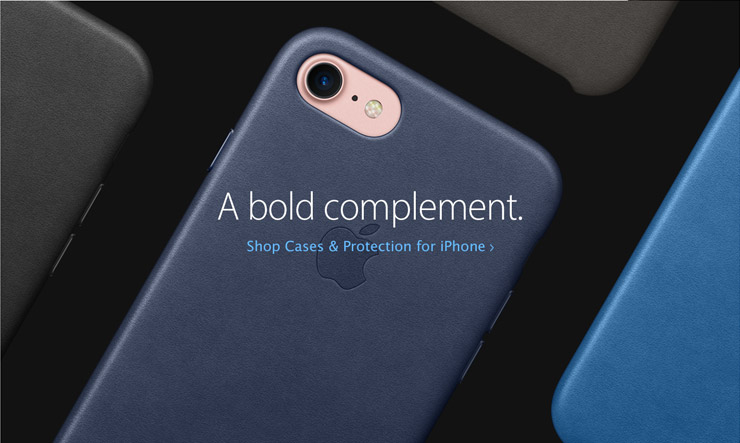 A bold complement. Shop Cases & Protection for iPhone