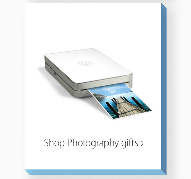 Shop Photography gifts