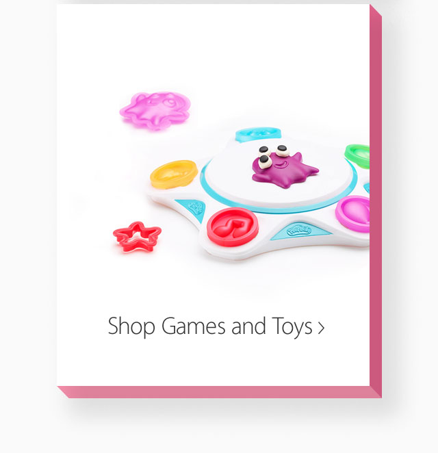 Shop Games and Toys