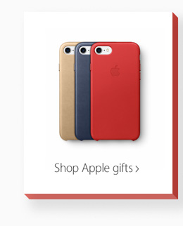 Shop Apple gifts