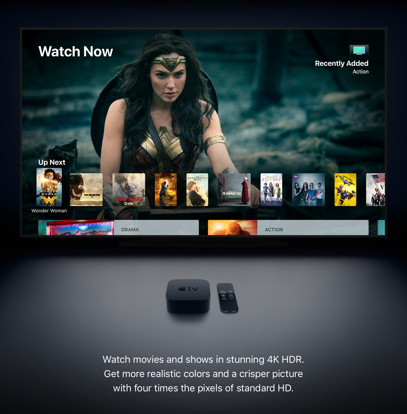 how to get movies on apple tv