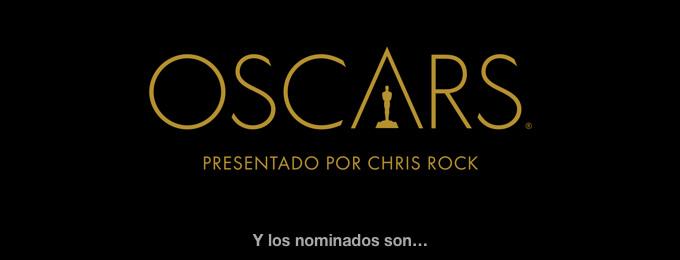 Oscars® 2016