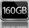 160 GB Gösterimi