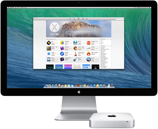 1. Launch the Mac App Store.