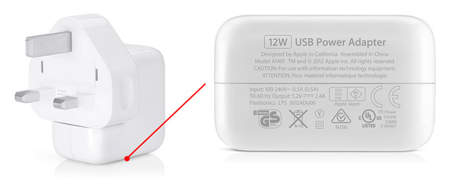 Apple United Kingdom About Apple Usb Power Adapters