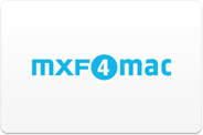 MXF4Mac QuickTime component
