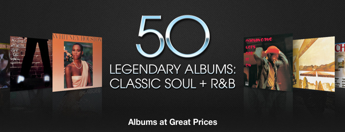 50 Legendary Albums