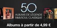 50 albums de légende