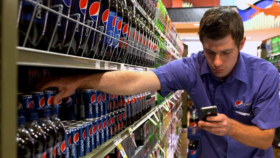 iPhone in Business - Profiles - PepsiCo - Apple (HK)