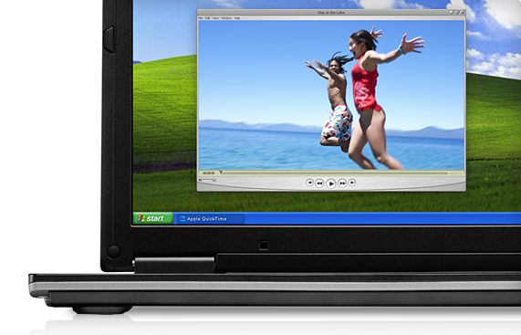 quicktime 7 pro for windows xp