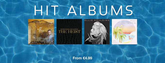 Hit Albums from €4.99