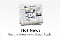Hot News. Get the latest news about Apple.