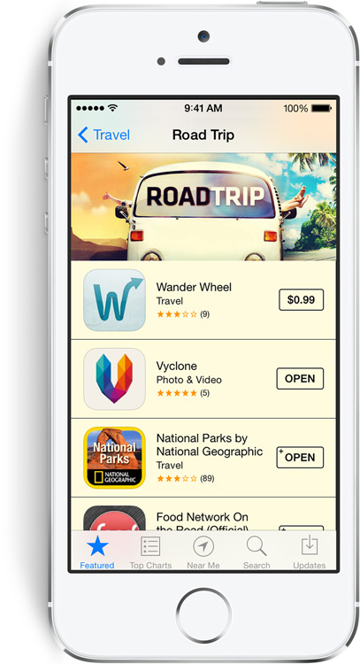 iphone app store online