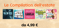 Le compilation dell'Estate 2014