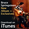 Bruce Sprinsteen on iTunes