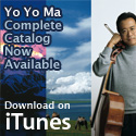 Apple iTunes - Yo Yo Ma Complete Catalog Now Availabe