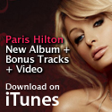 Paris Hilton on iTunes