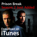 Download Prison Break Episodes at iTunes