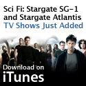 Get Stargate SG-1 and Atlantis Episodes on iTunes