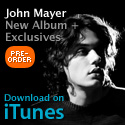 John Mayer on iTunes